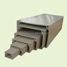 Accessories PVC Trunking 100x100 100x50 75x50mm