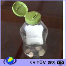 medical and cosmetic plastic jar small bottle with hot runner custom made supplier