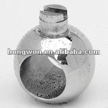 Hastelloy Inconel Monel alloy valve ball and seat