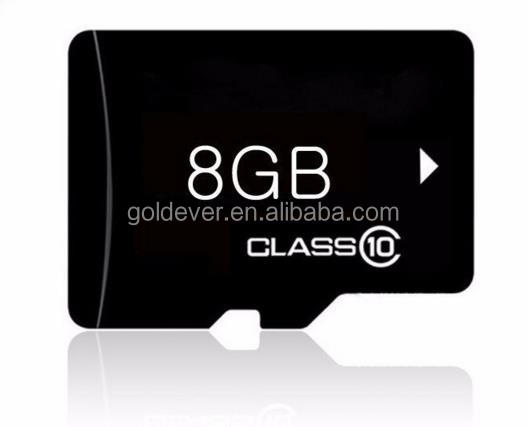 Factory Wholesale Cheap Prices 4 8 16 64 128 gb low price mini memory sd card