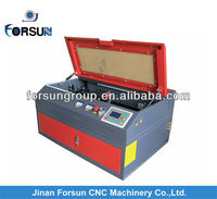FSL5030 laser engraving machine for Dog Tag Making Machine