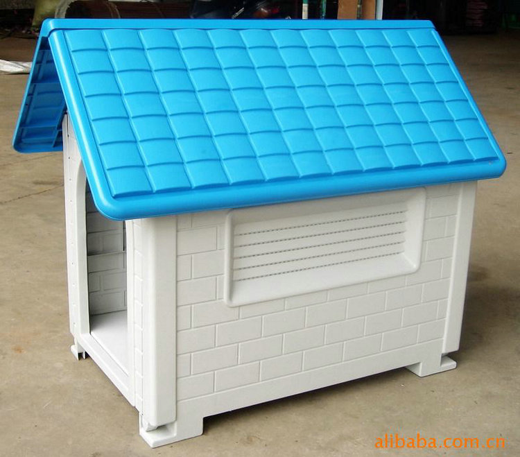 2016 Hot Plastic Pet House For Dog and Cats