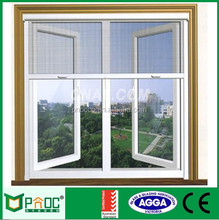 High Quality Modern New Design Safety French Casement Aluminium Window Screen Grill Design