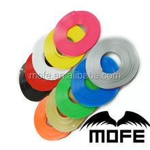 MOFE Racing 8M length car Rubber alloy wheel rim protector with 3M tape