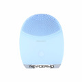 super cool face washing machine silicone face wash brush for skin whitening