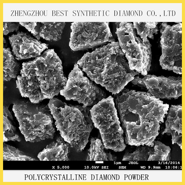 industrial synthetic Polycrystalline diamond powder low price high quality from China