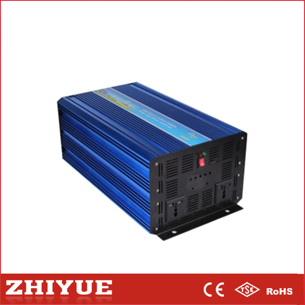 2016 New Dc To Ac 3kw 3000w Power Inverter For Household