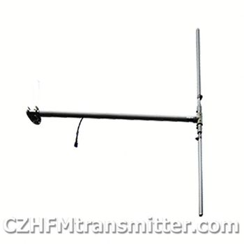 FMUSER DP100 1/2 Wave FM Dipole professional Antenna for 0-150w uhf/vhf dipole antenna