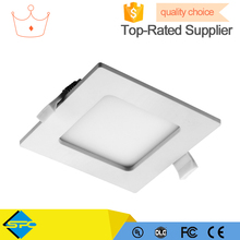 Recessed LED Slim Downlight PMMA Diffuser 12w 18w 20w For Home Lighting