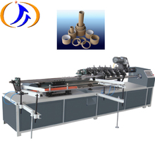YDF-JQ100 Factory direct provide full automatic paper cone cutting making tube machine