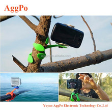 Flexible Tripod/Mount for CSC Mirrorless, Compact Cameras, Lightweight Selfie holder for mobile phone,Go Pro camera 07