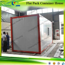 New Used 2013 Design Toilet Cheap Prefabricated House Container for Sale