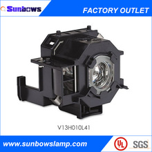 Sunbows Replacement Lamp Fit For Epson EMP-X6 Projector Lamp code ELPLP41