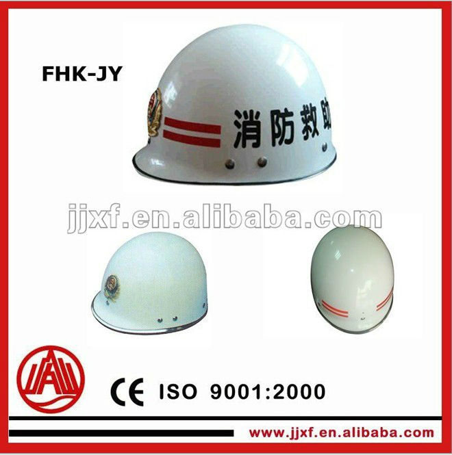 head face neck fire proof standard protection safety helmet