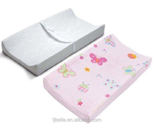 Baby Diaper Contoured Changing Pad with Change Pad Cover