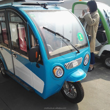 Electric sightseeing car mini Electric bus