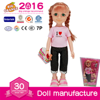 Top Sale New Toys for Kid 2016 7 Inch Dolls