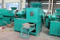 High output rice shell charcoal briquette oil press machine for sale