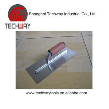 Competitive price carbon steel high quality Plastering Trowel
