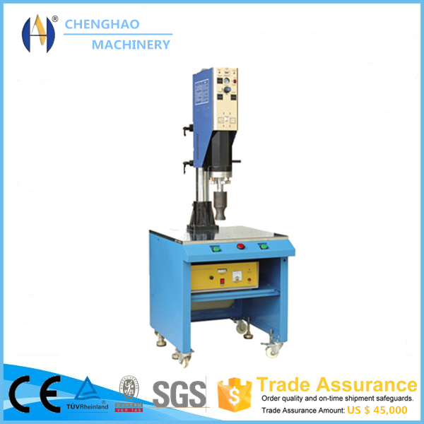 Trade Assurance ultrasonic wave generator plastic welder CE Approved
