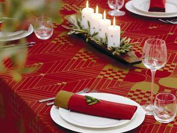 Luxury High End Table Cloth, Runners, Napkins