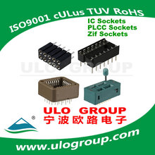 Design Most Popular 2.54mm Low Profile Ic Socket Manufacturer & Supplier - ULO Group