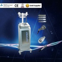 40khz cavitation tripolar rf fat reduction machine