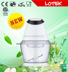 plastic housing juicer meat chopper