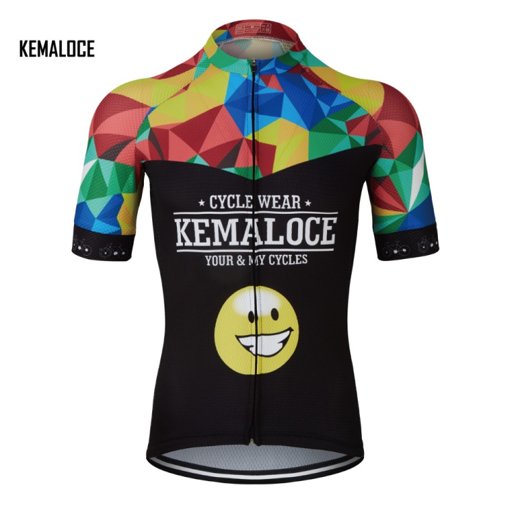 KEMALOCE <strong>specialized</strong> summer mtb black cycling clothing wear man short sleeve bike racing jerseys shirt