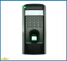 Finger print Access Control with SOFTWARE KO-F7