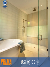 prefabricated simple design Lowes shower enclosures