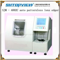 SJM - 4002C optician instrument auto patternless lens edger one year warranty with in-bulit tracer scan auto lens edger