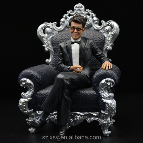 High Quality Lifelike Collectible resin Figurine