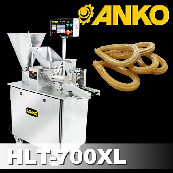 Anko High Capacity Filling And Forming Spanish Churro Machine