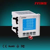 CE lcd panel mounting power meters JYS-7Y4