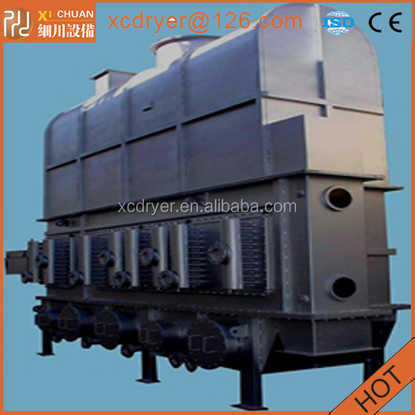 malic acid drying vibrating fluid bed dryer/ GLZ fluid bed