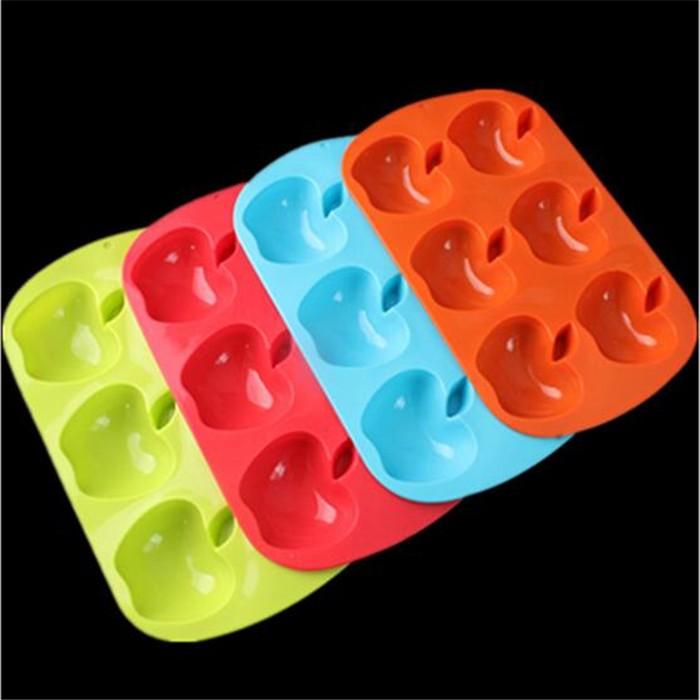 6 cavity apple shape soap mold 3.jpg