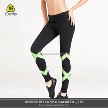 BELLA-E-63101 yoga pants indian manufacturers