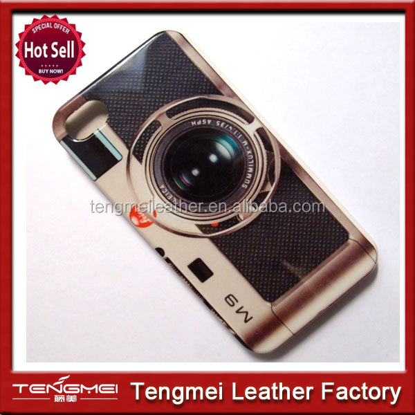 For Apple iPhone 4 5 Classic Camera design cell phone smartphone case cover