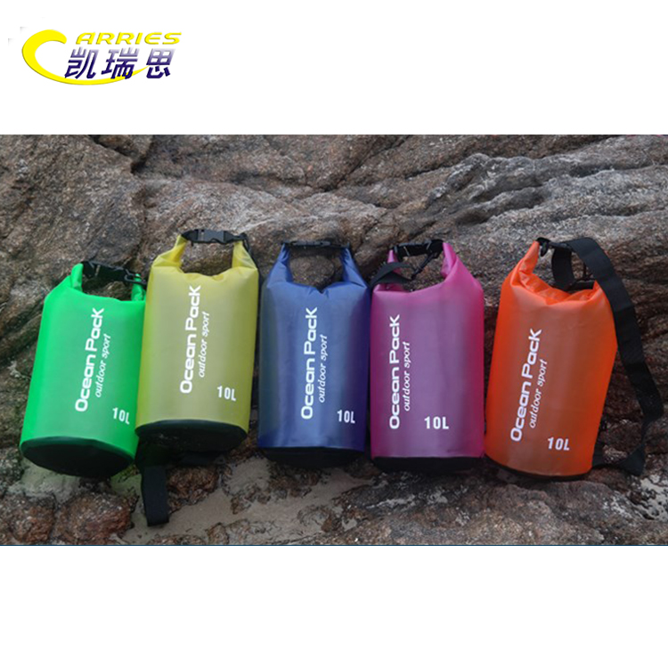 Lightweight Pvc Floating Sport Waterproof Custom Logo Dry Bag