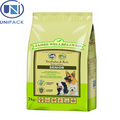 High quality plastic packaging pouch dog food bag online