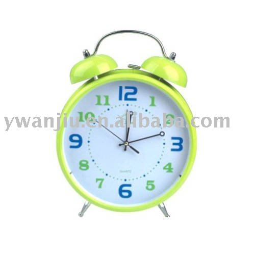 King-size archaize alarm clock