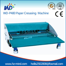Professional manufacturer A3 Perforating and Creasing Machine automatic Electric Paper Perforating machine(P480)