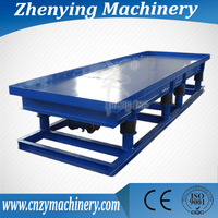 ZDP vibration table for concrete moulds/clab