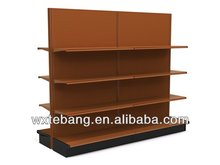 fashion design retail clothing store shelf/store display/fruit displays shelf cosmetic display