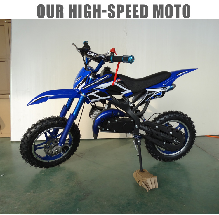 Cheap gas pull start  kids mini dirt bike 50cc for sale