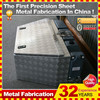 Custom heavy duty aluminum truck tool box