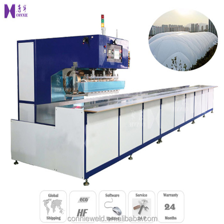 Hot Sale PVC Fabric High Frequency Tarpaulin Welding Machine with Best Price