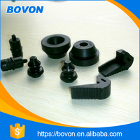 Chinese custom molded NR NBR SBR SILICONE rubber spare parts on sale