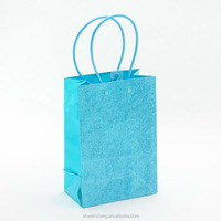 custom luxury paper shopping bag